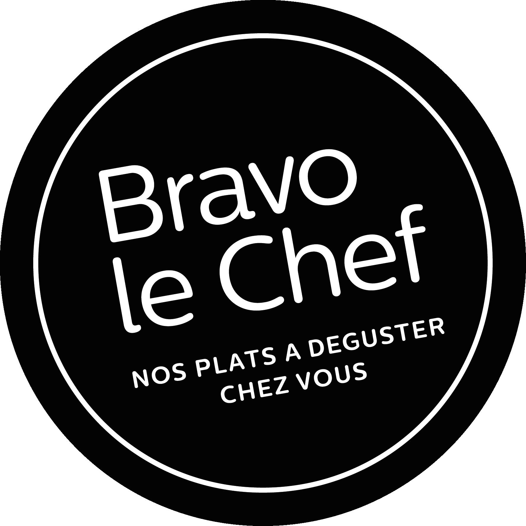 [PIKTEO] Bravo Le Chef - Logotype